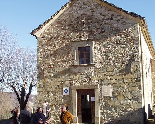 chiesa di palanzano