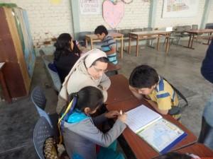 Diaconie Insegnamento