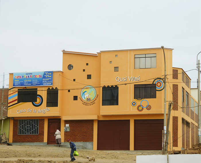 Casa de la Alegrìa