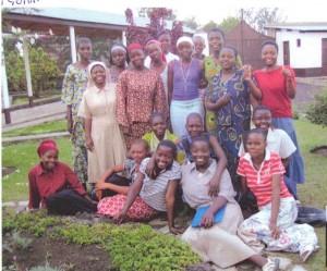 Congo aspiranti gruppo Berakhà