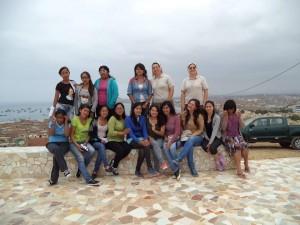 Berakhà - Ritiro fine anno 2014 a Lima